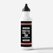 Boho Arrow Personalize Water Bottle