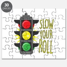 Slow Your Roll Puzzle