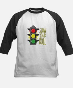 Slow Your Roll Baseball Jersey