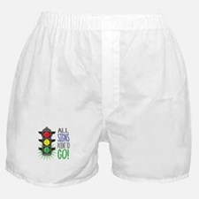 Point To Go Boxer Shorts