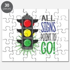 Point To Go Puzzle