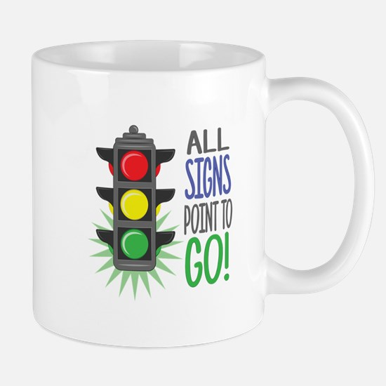 Point To Go Mugs