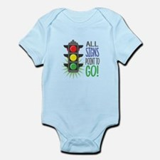Point To Go Body Suit