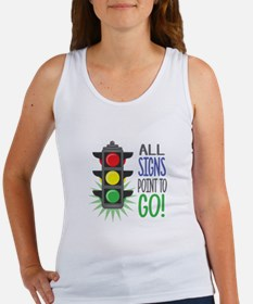 Point To Go Tank Top