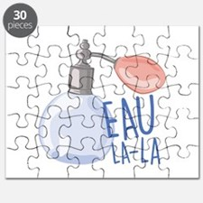 Eau La-La Perfume Puzzle