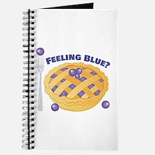 Feeling Blue Journal