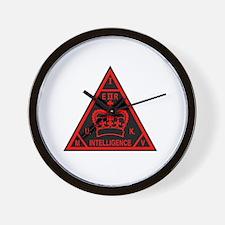 Unique Secret service Wall Clock