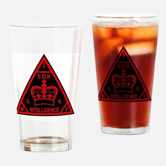 Cute Mi6 Drinking Glass