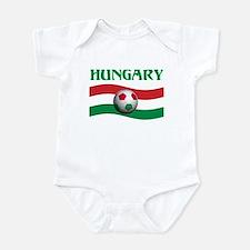 TEAM HUNGARY WORLD CUP Infant Bodysuit