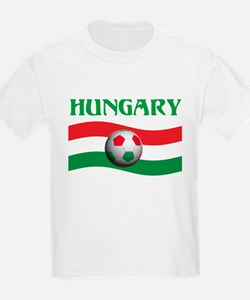 TEAM HUNGARY WORLD CUP T-Shirt
