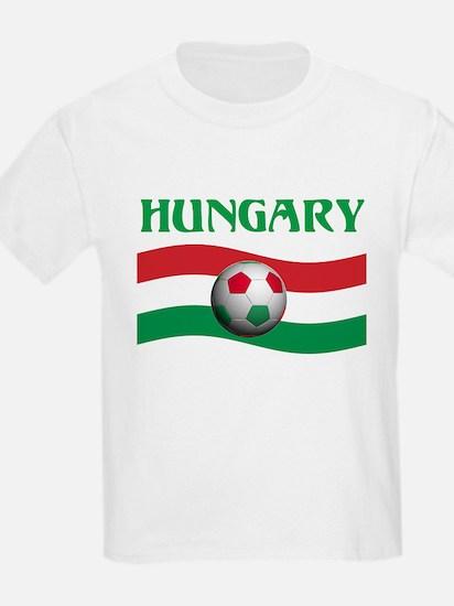 TEAM HUNGARY WORLD CUP T-Shirt