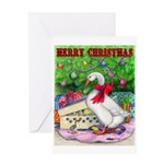Holiday Package Greeting Card