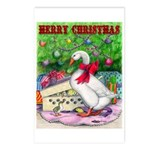 Holiday Package Postcards (Package of 8)