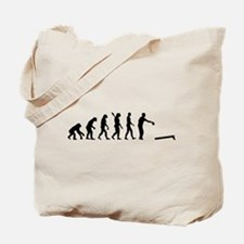 Evolution Cornhole Tote Bag