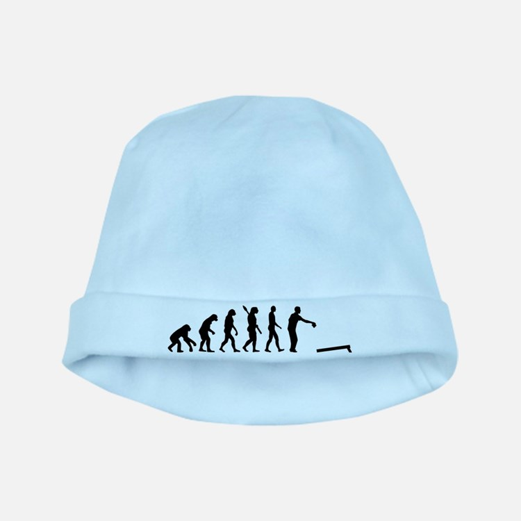 Evolution Cornhole baby hat