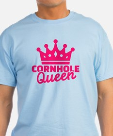 Cornhole queen T-Shirt