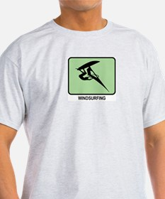 Windsurfing (GREEN) T-Shirt