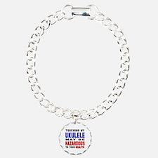 Touching my Ukulele May Bracelet