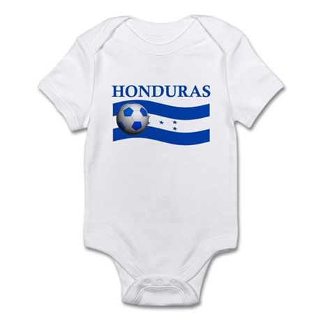 TEAM HONDURAS WORLD CUP Infant Bodysuit