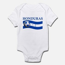 TEAM HONDURAS WORLD CUP Infant Bodysuit