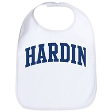 HARDIN design (blue) Bib