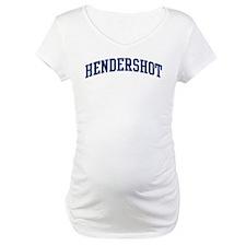 HENDERSHOT design (blue) Shirt