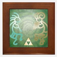 For Dan Framed Tile