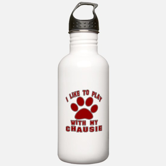 I Like Play With My Ch Water Bottle
