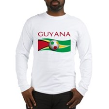 TEAM GUYANA WORLD CUP Long Sleeve T-Shirt