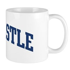 HARDCASTLE design (blue) Coffee Mug