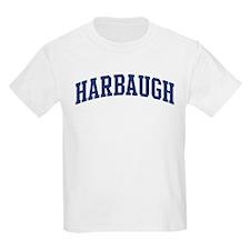 HARBAUGH design (blue) T-Shirt