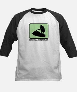 Personal Watercraft (GREEN) Tee