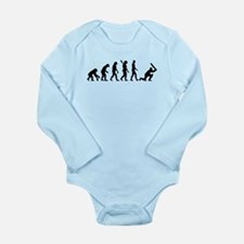 Evolution Cricket Long Sleeve Infant Bodysuit
