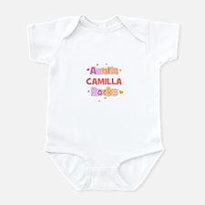 Camilla Infant Bodysuit