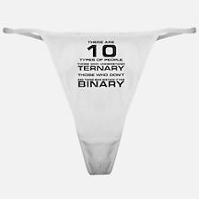 Big 10 Classic Thong