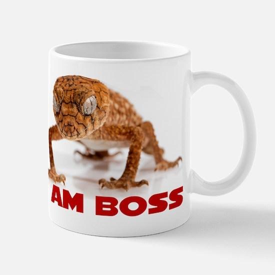 I Am Boss Mugs