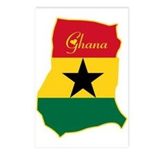 Cool Ghana Postcards (Package of 8)