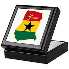 Cool Ghana Keepsake Box