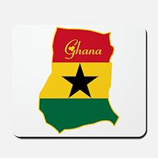 Cool Ghana Mousepad