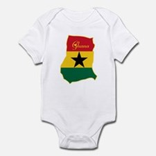 Cool Ghana Infant Bodysuit