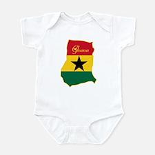 Cool Ghana Onesie