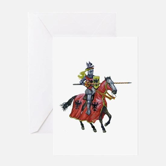 KNIGHT Greeting Cards