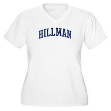 HILLMAN design (blue) T-Shirt