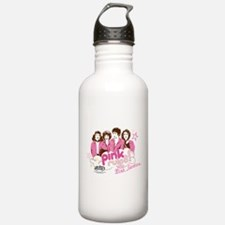 Grease - Pink Rules Water Bottle