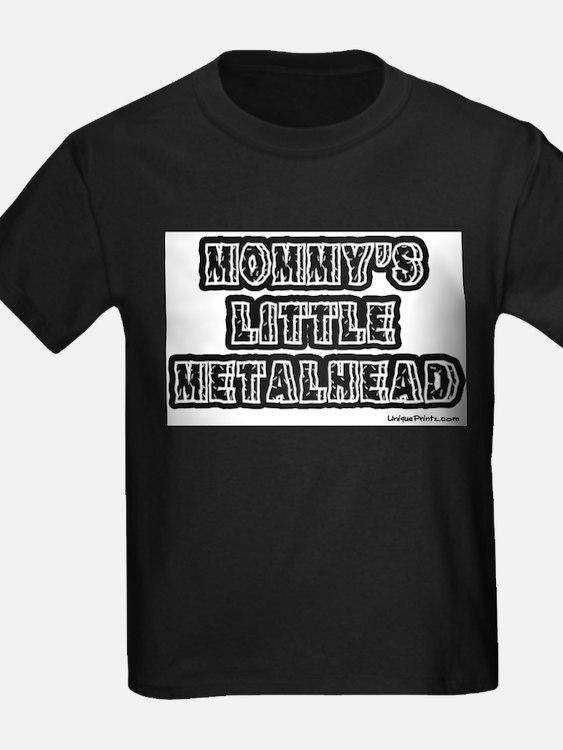 MOMMY'S LITTLE METALHEAD T-Shirt