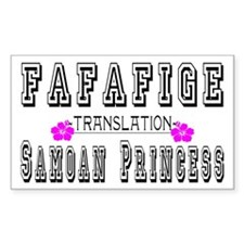 Variety Designs Rectangle Decal