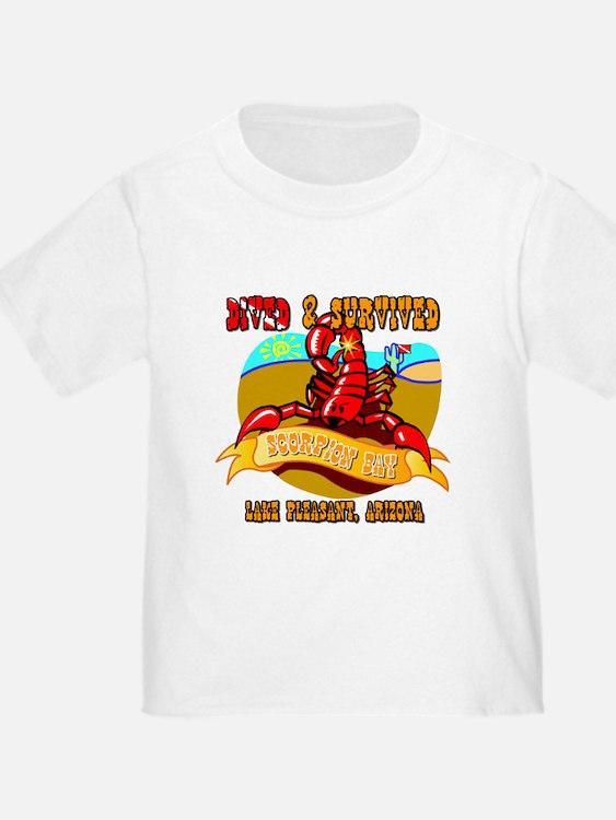 Scorpion Bay Ash Grey T-Shirt