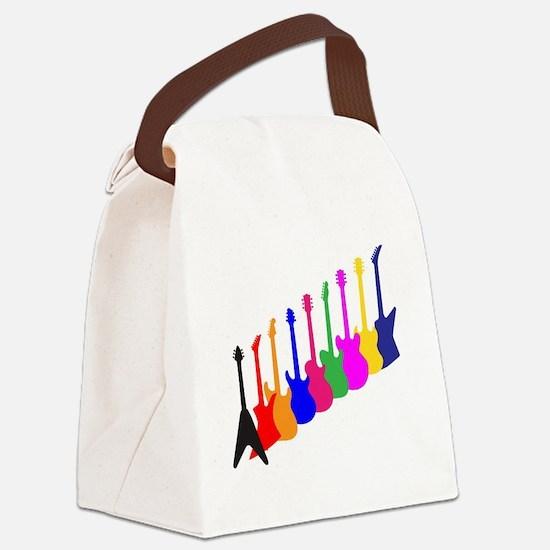 Cute Esp Canvas Lunch Bag
