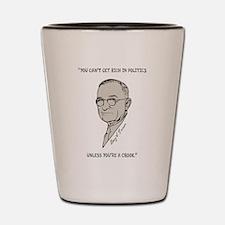 Truman - Corruption Shot Glass