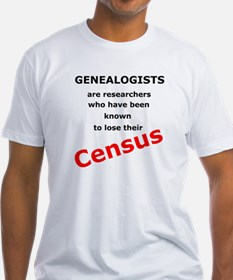 Red Losing Census Shirt